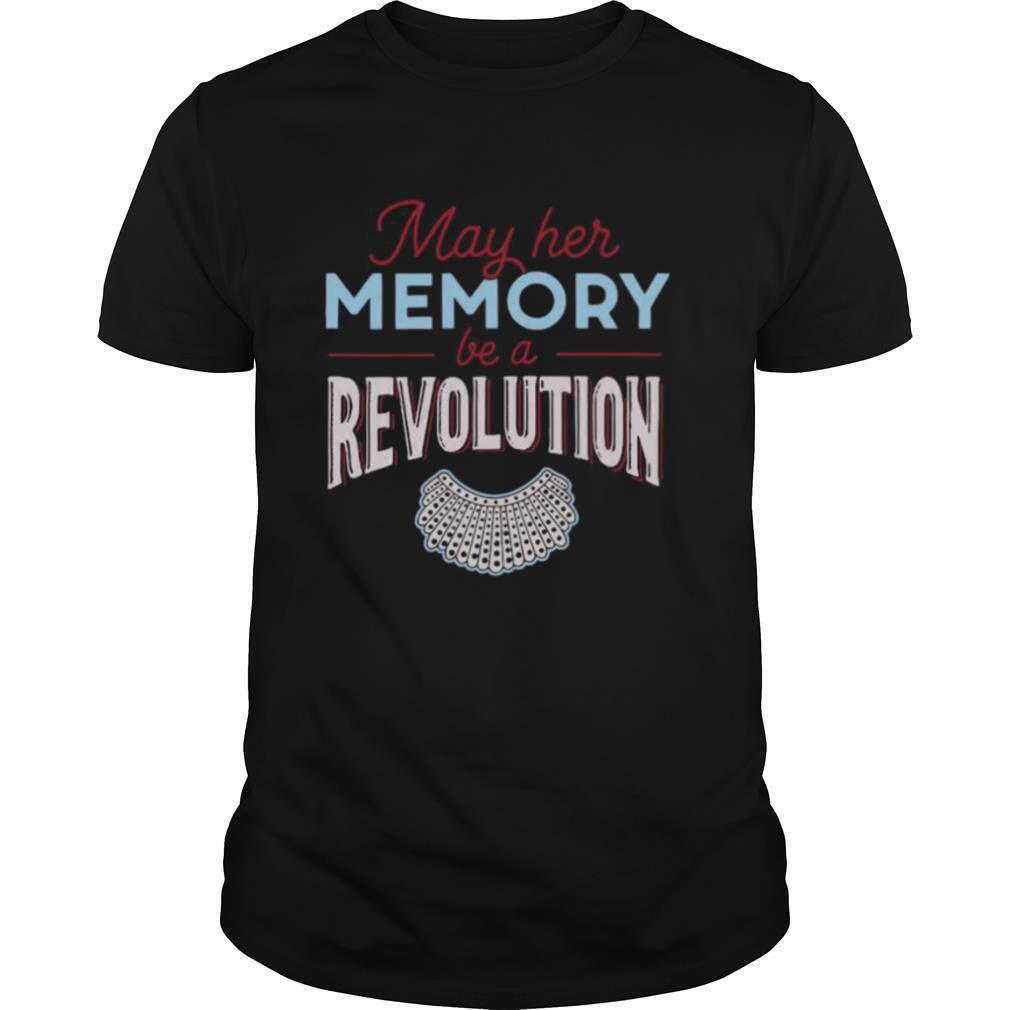 May Her Memory Be A Revolution shirt