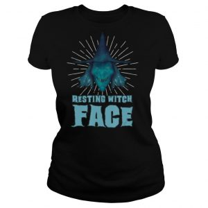 Resting Witch Face Witch shirt