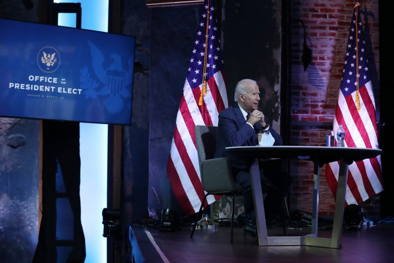 COVID Vaccine Distribution Could Be Delayed Because Trump Admin Isn't Sharing Data With Transition Team Biden Says