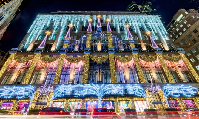 Could it be magic why store window displays mean more this Christmas