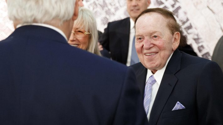 Sheldon Adelson Conservative Donor And Casino Titan Dies At 87