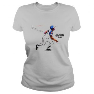 Rest in power Rip Henry Aaron 1934 2021 shirt