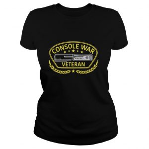 Console war veteran shirt