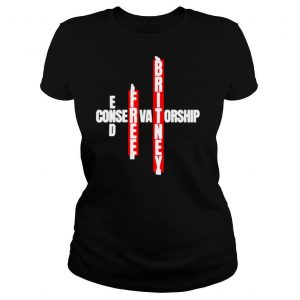 End free britney conservatorship shirt