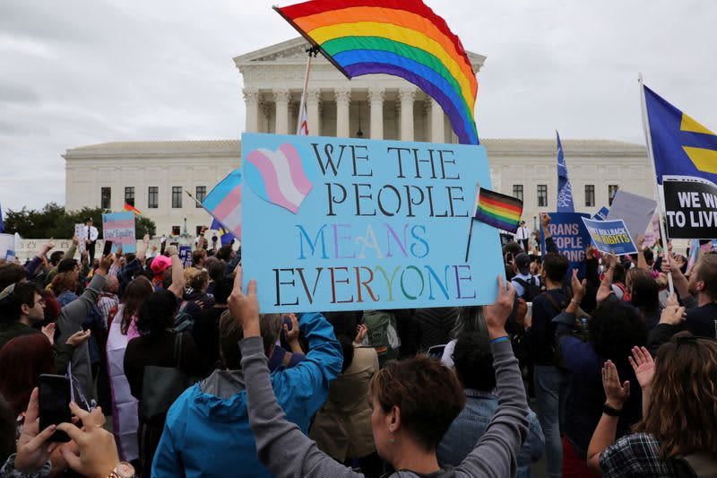 Texas' Hostile Supreme Court LGBT Rights Case Against California Won't Be Heard Nor Will Texas' 4 Trumped-up Cases To Overturn Biden's Election
