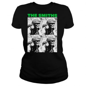 The smiths meat is hard shirt