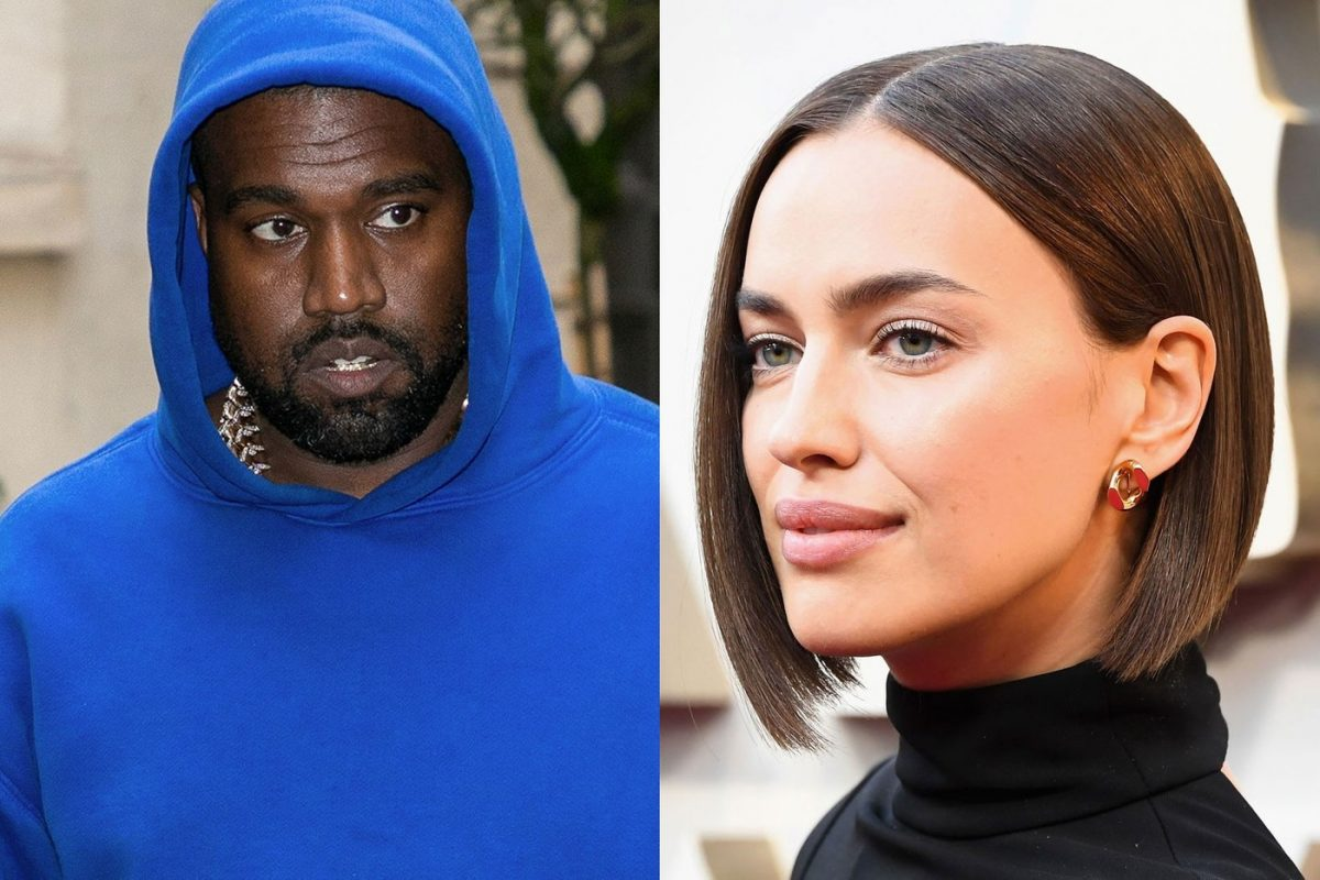 KANYE WEST AND IRINA SHAYK ARE REPORTEDLY DATING