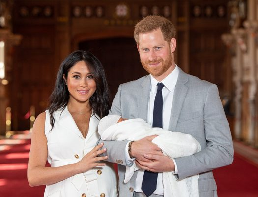 Meghan Markle Gives Birth to Daughter Pays Tribute to Queen Diana