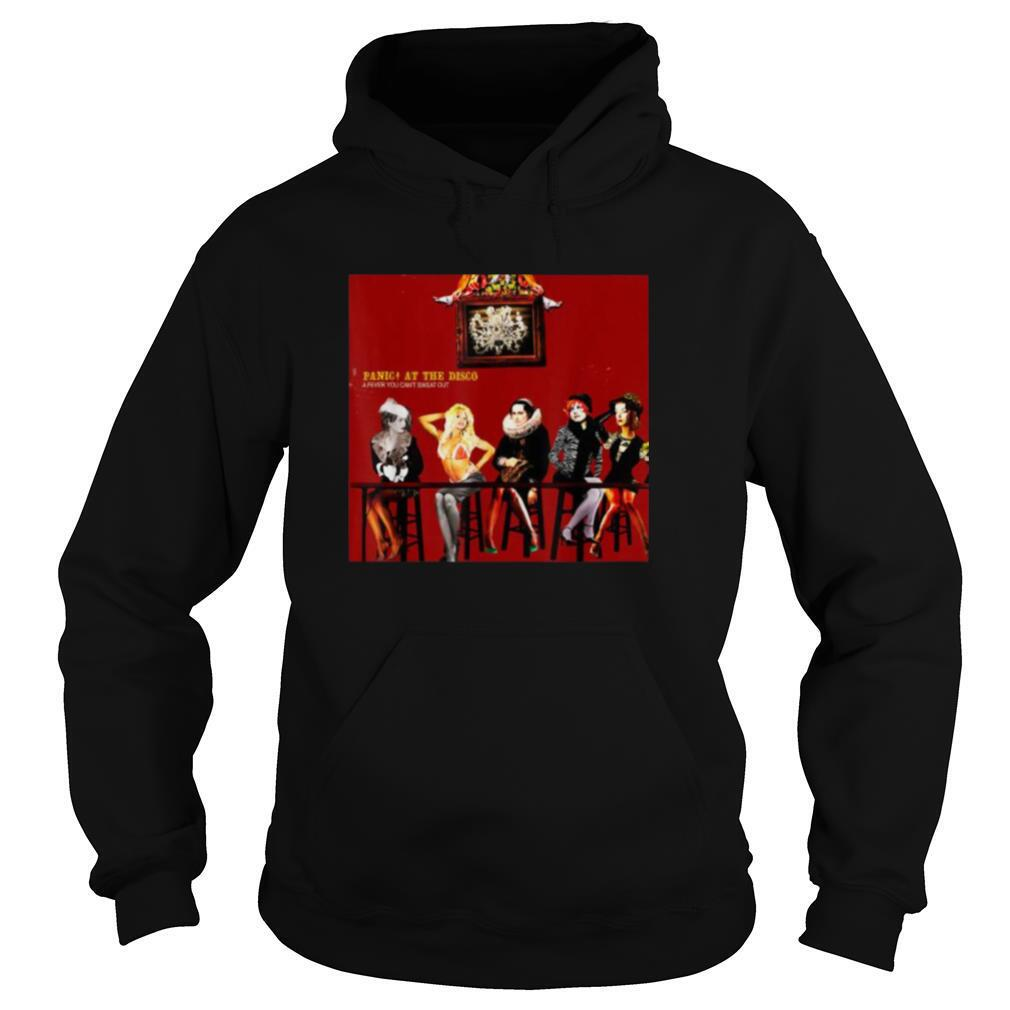 Panic at the disco a fever you cant Sweat Out T Shirt