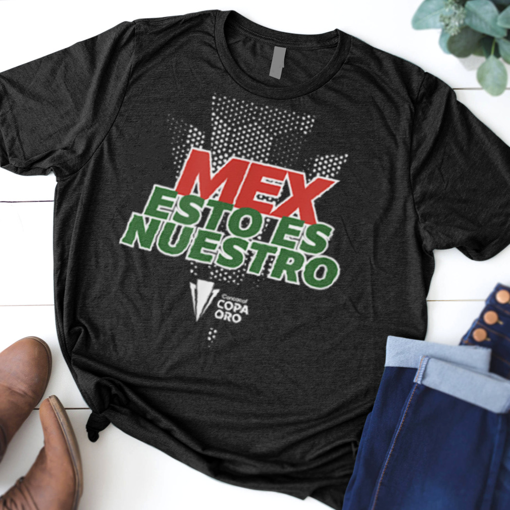 Mexico Concacaf Gold Cup 2021 shirt