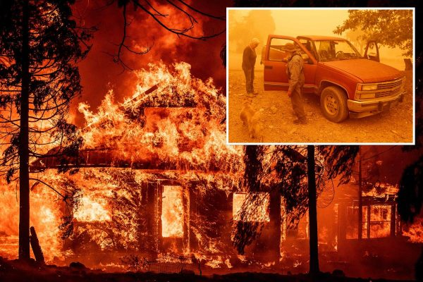 Thousands flee Dixie Fire in California over 240K acres burned