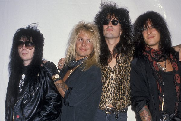 10 Facts You May Not Have Known About Motley Crue's 'Dr. Feelgood'